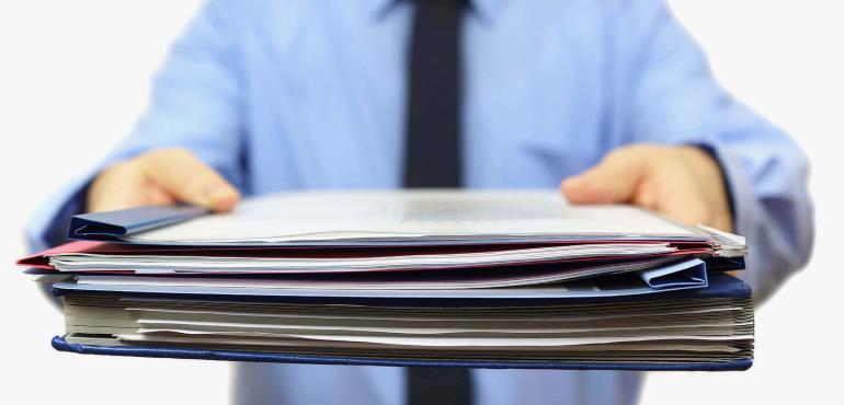 Документы для оформления спецсчёта для госзакупок в ВТБ