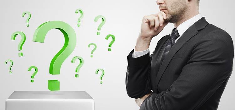 Вопросы задаваемые банком при открытии счета