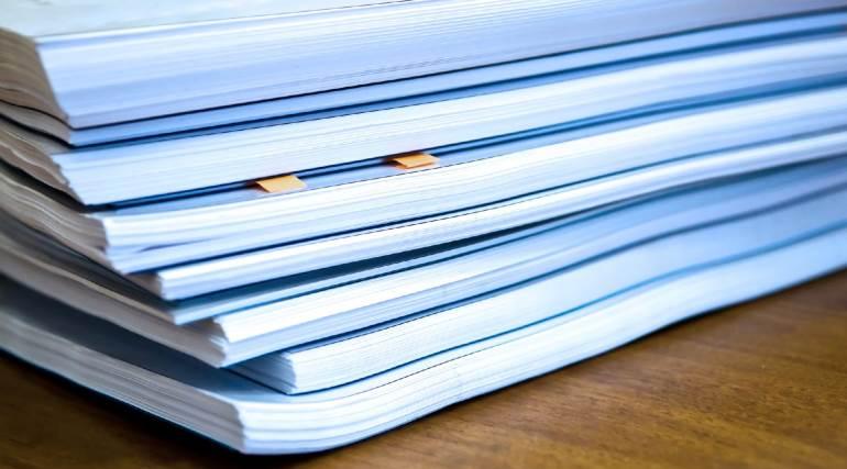 Документы для открытия счёта организации