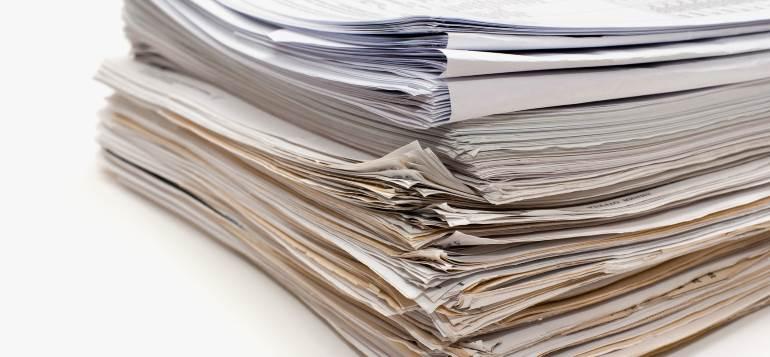 Документы для открытия счёта