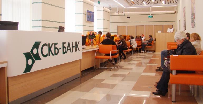 Зарплатный проект в СКБ банке